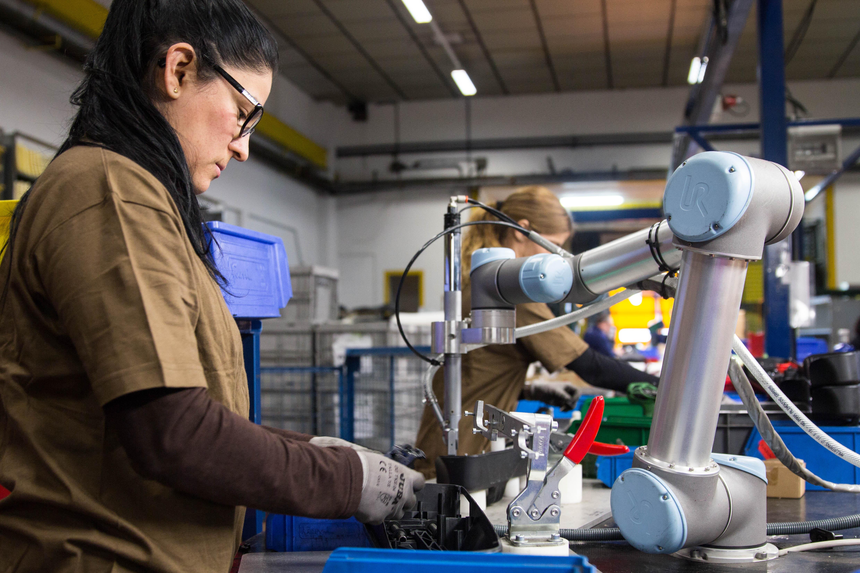Mobile Automation | Sydney Collaborative Robot