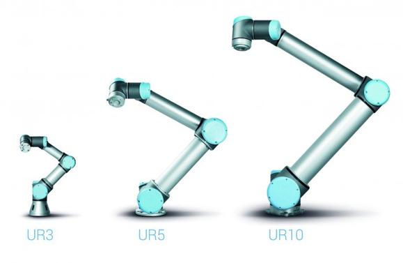 Mobile Automation | Universal Robots Perth