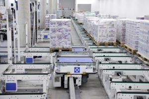 Materials Handling and Logistics