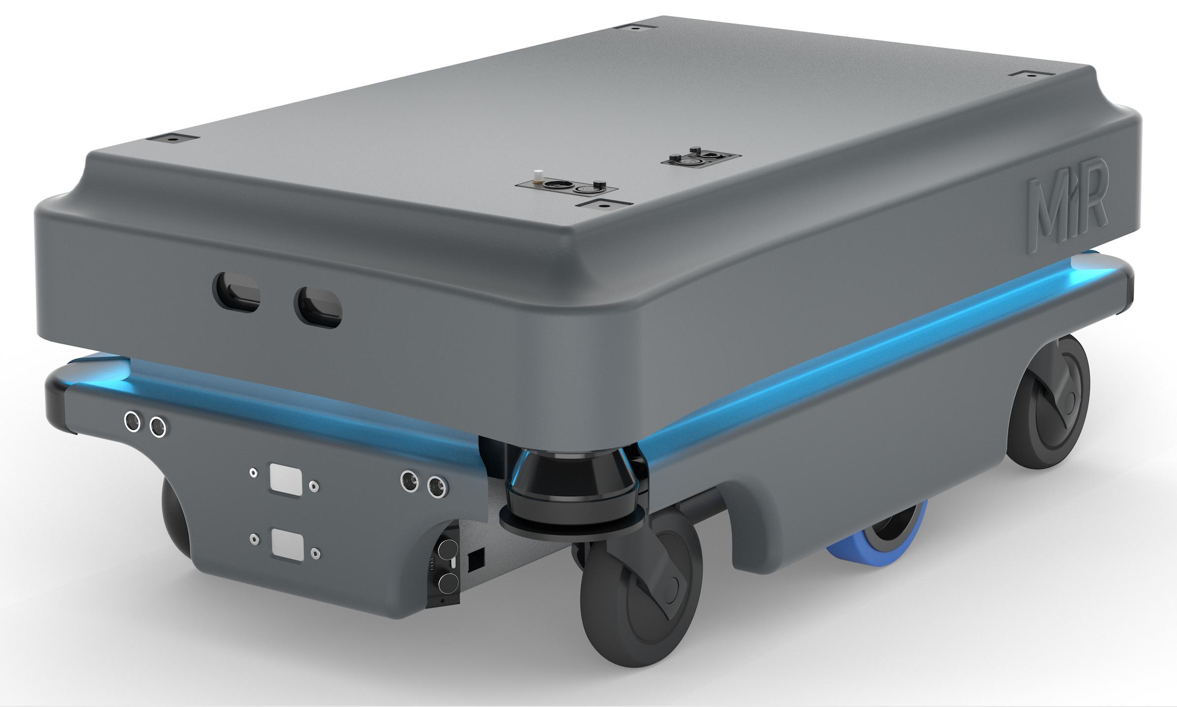 Mobile Industrial Robot   Mobile Industrial Robot