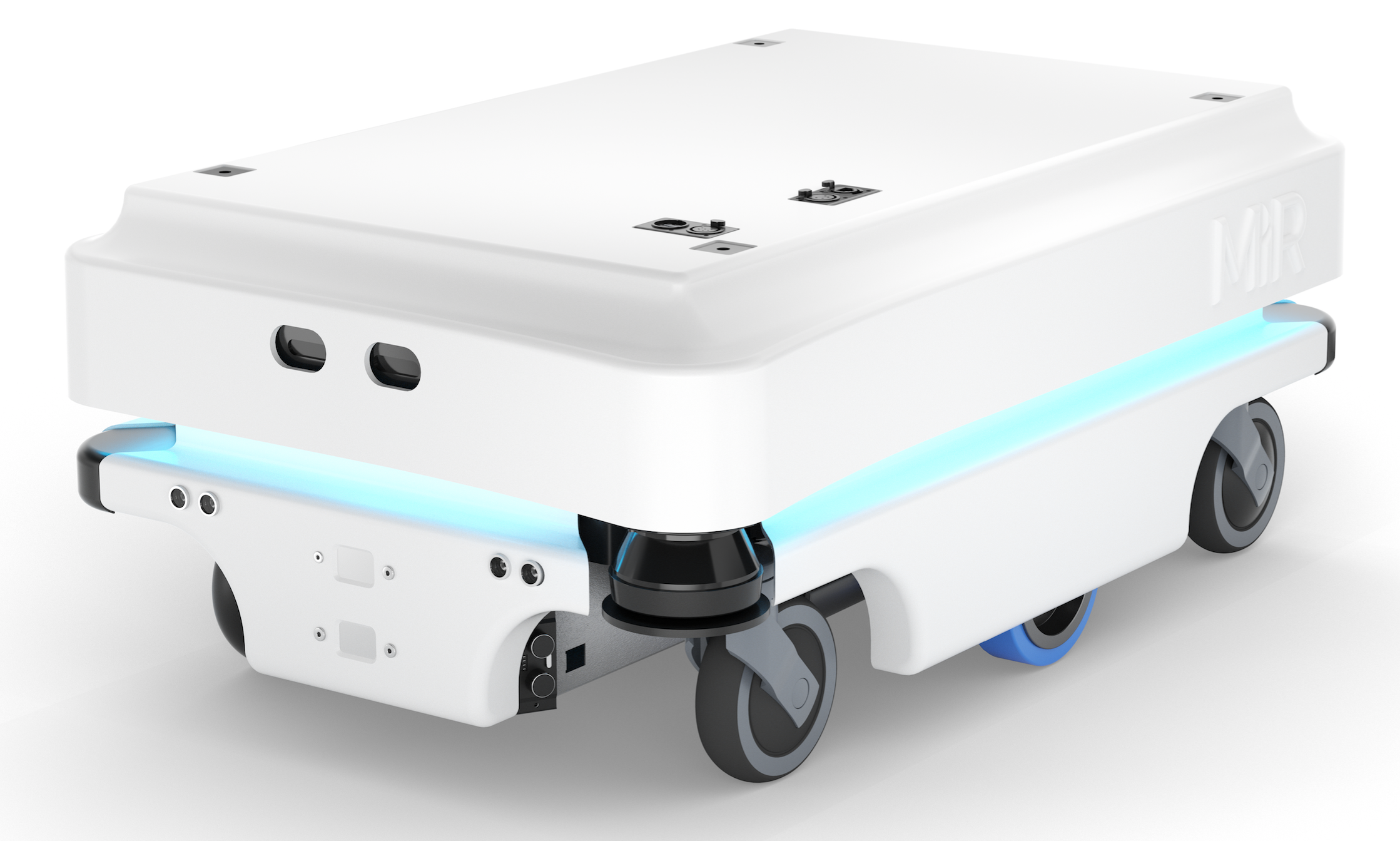 Mobile Industrial Robots | Automated Guided Vehicle