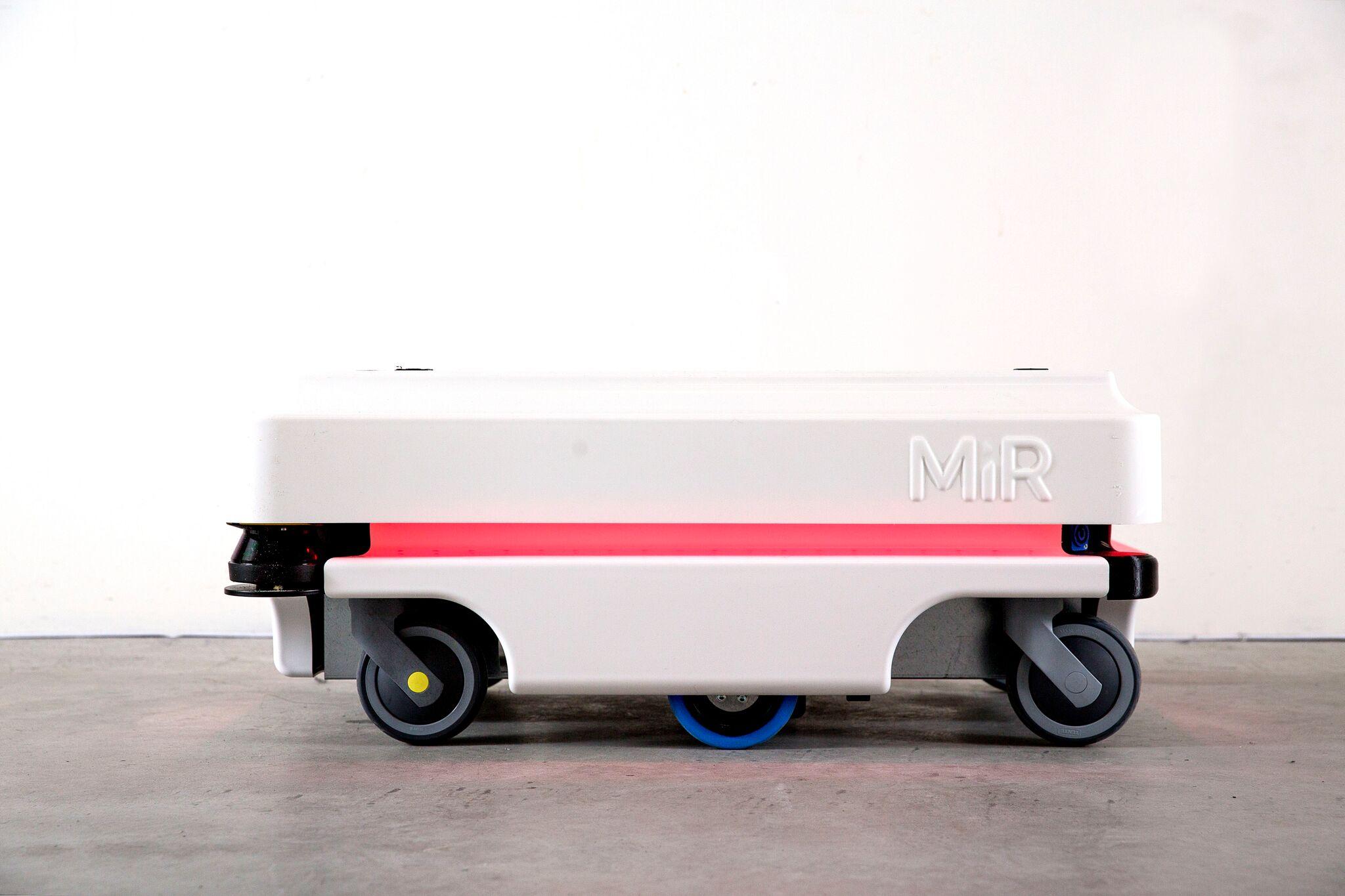 MiR   Sydney Mobile Industrial Robot