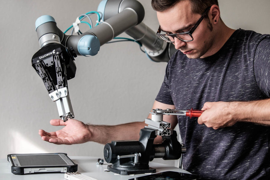 Robotiq Gripper - Collaborative Robots