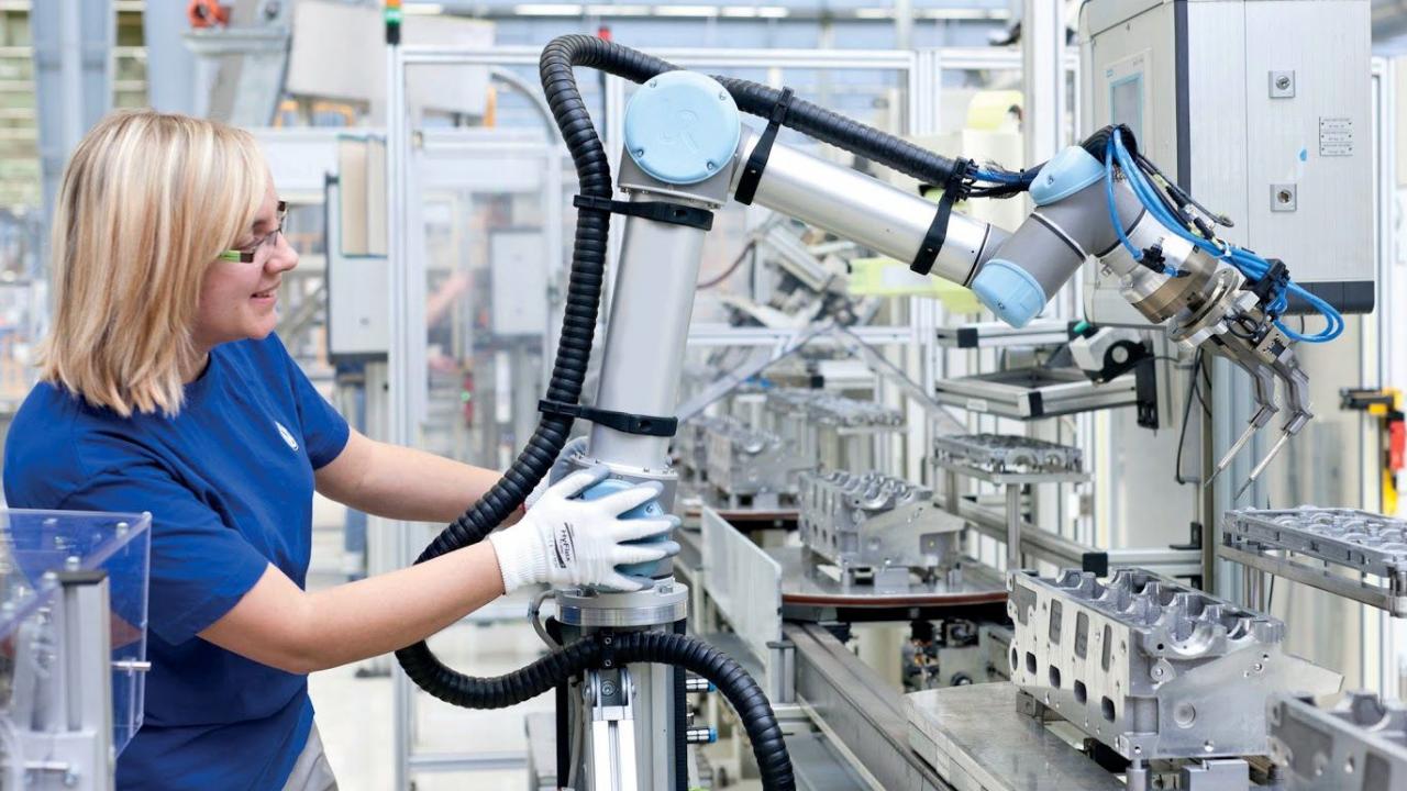 Collaborative Universal Robots