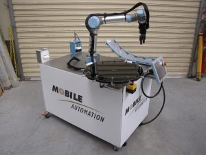 Universal Robot Ready for Nation Manufacturing Week