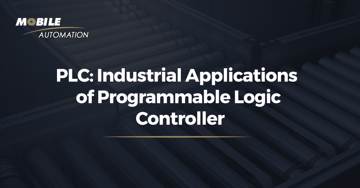Industrial Applications of Programmable Logic Controller