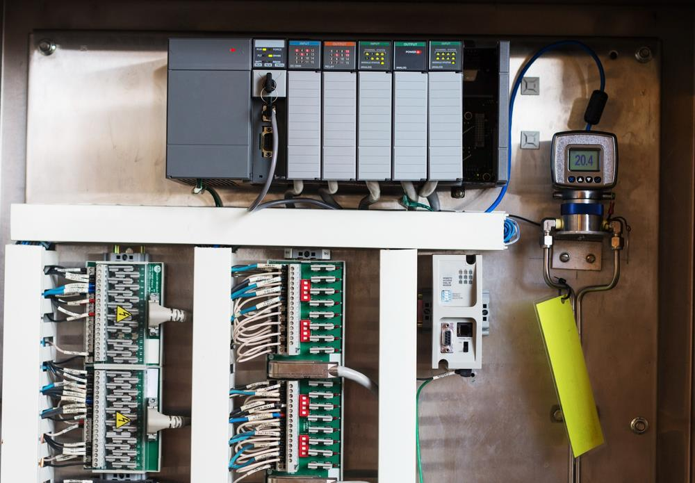 Mobile Automation PLC | Industrial PLC
