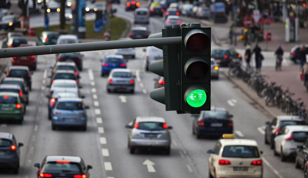 Mobile Automation PLC   Stoplight