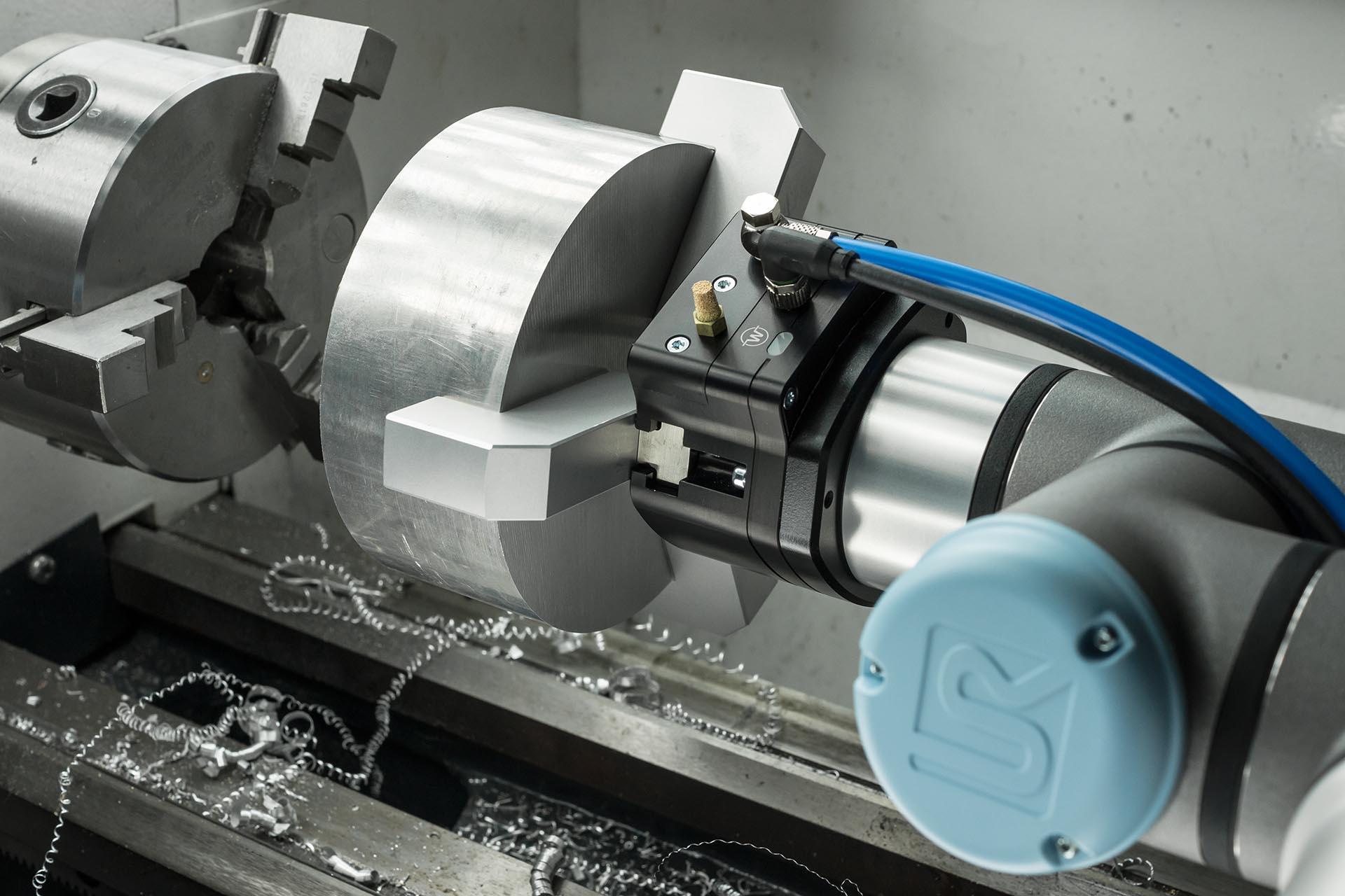 GripKit | PZ1 Turning Machine