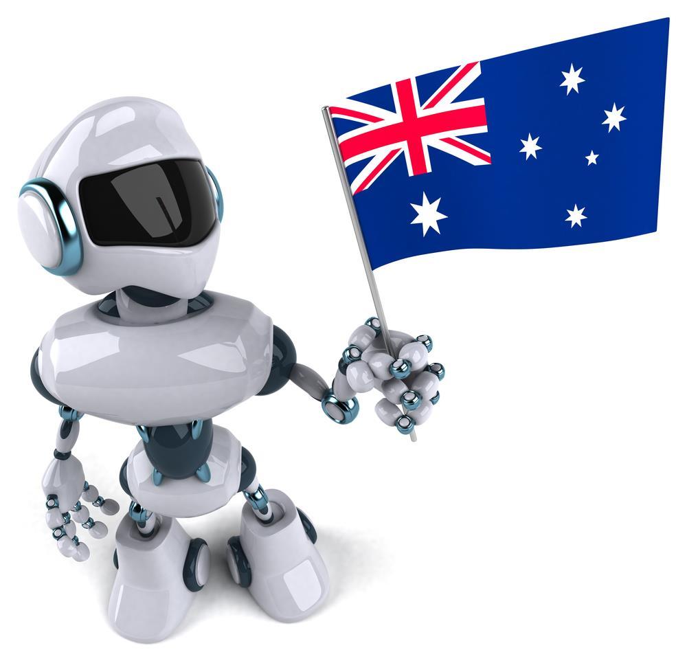 australian robots