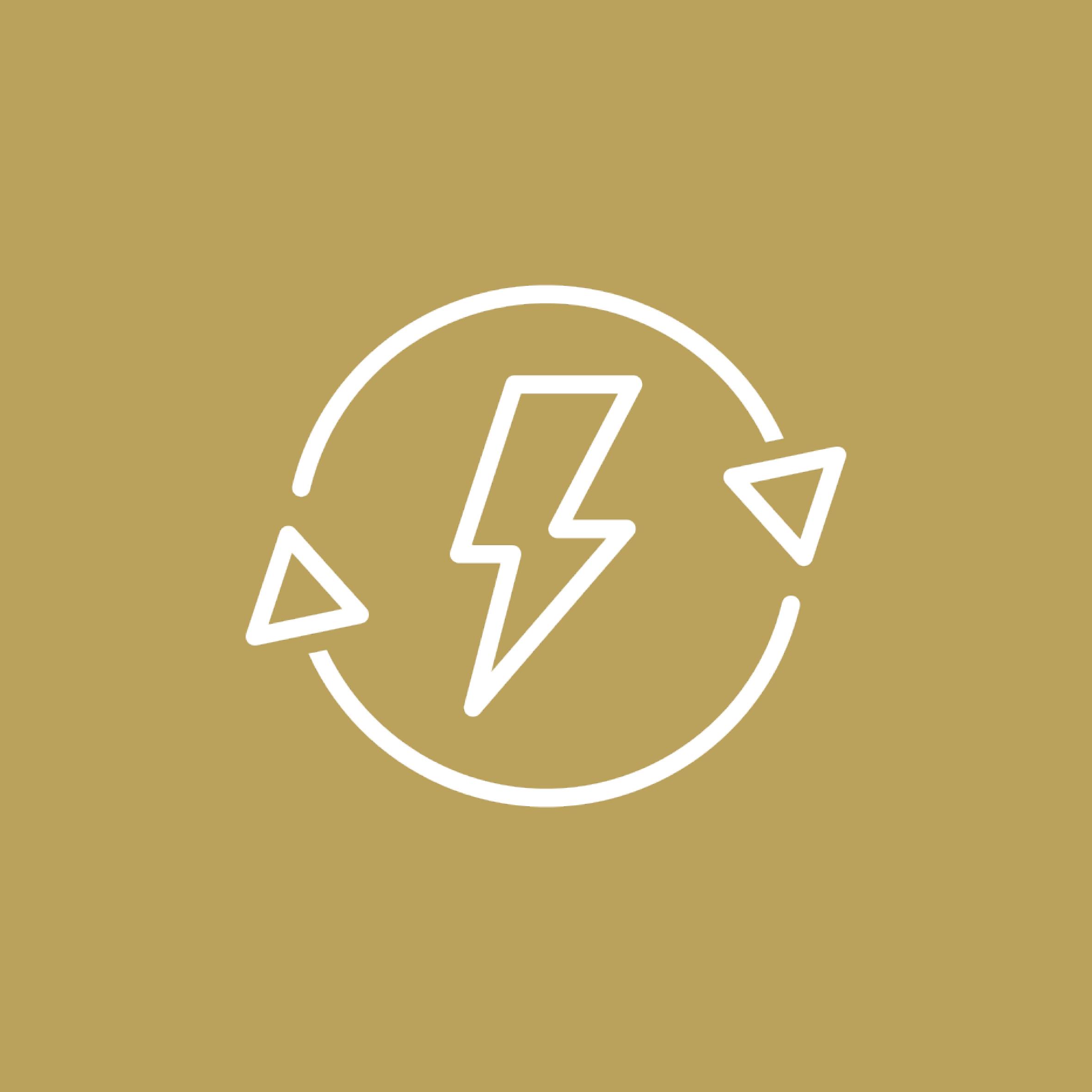 Energy Efficiencies button