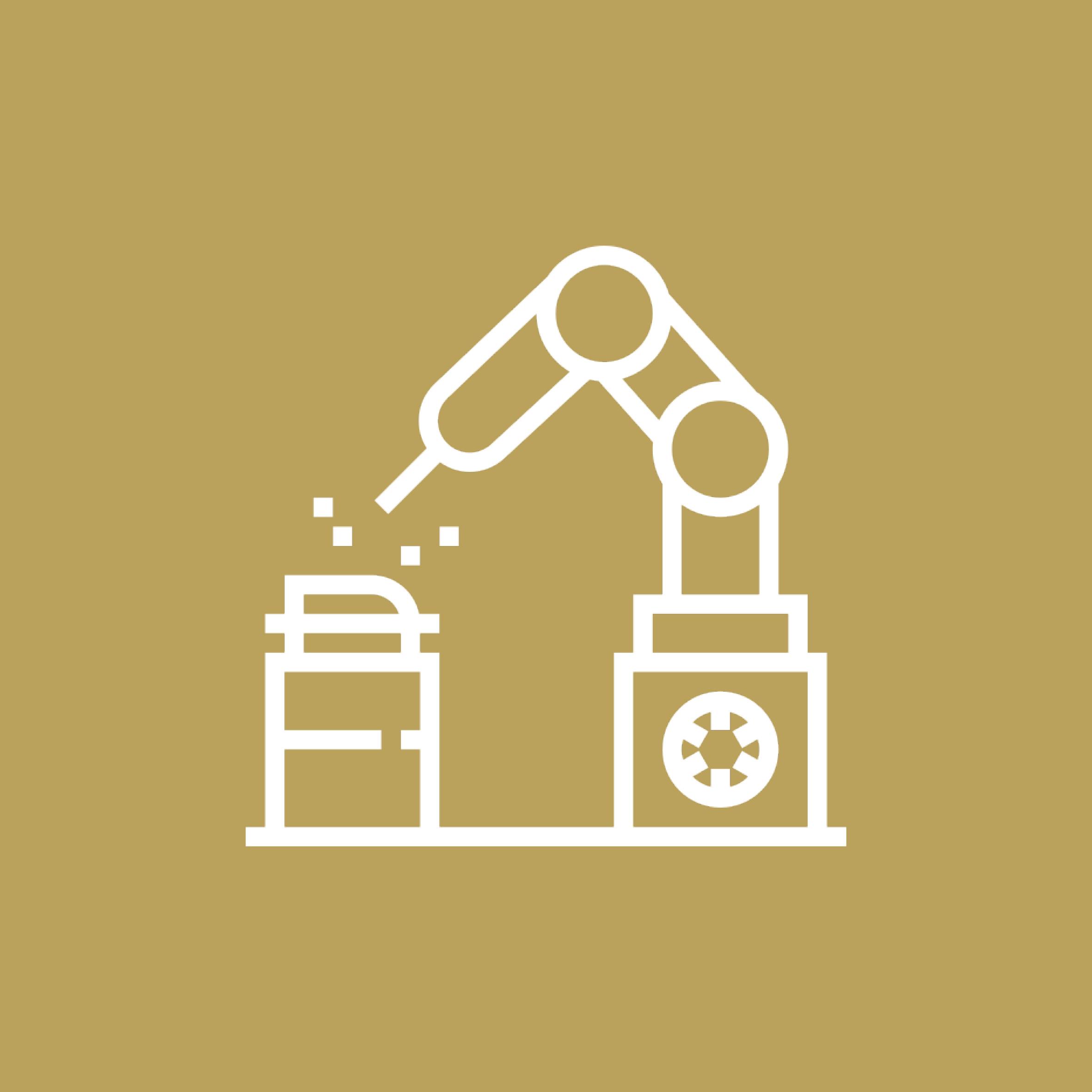 Robotics button